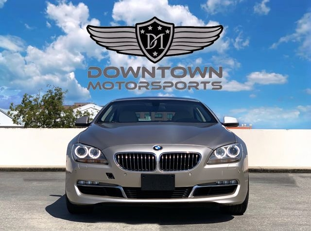 BMW 6-Series 2013 price $26,288