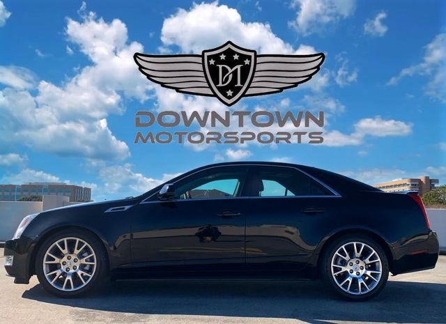 Cadillac CTS Sedan 2012 price $11,388