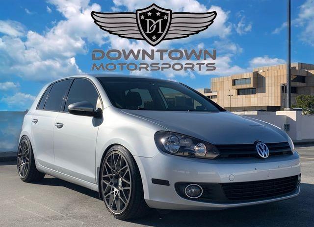 Volkswagen Golf 2011 price $9,888
