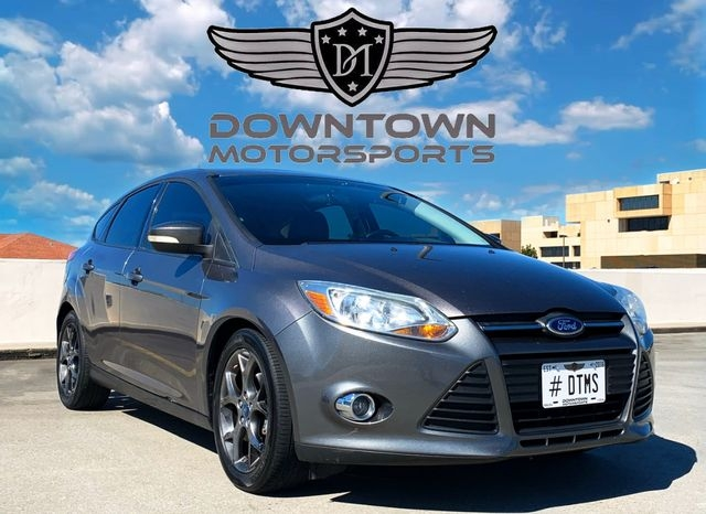 Ford Focus 2013 price $7,488