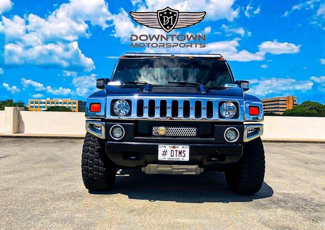 Hummer H2 2007 price $26,888