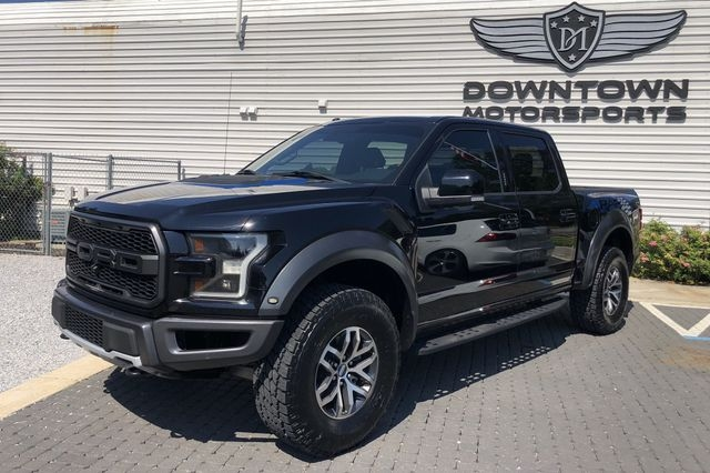 Ford F150 SuperCrew Cab 2017 price $52,998