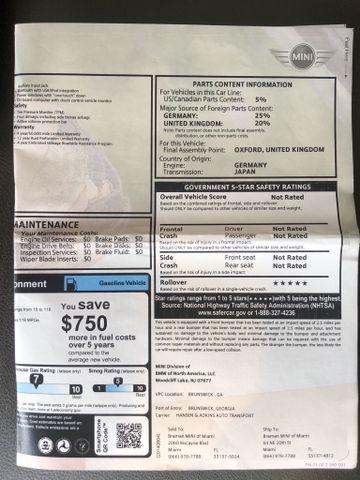 Mini Cooper Convertible 2015 price $19,888