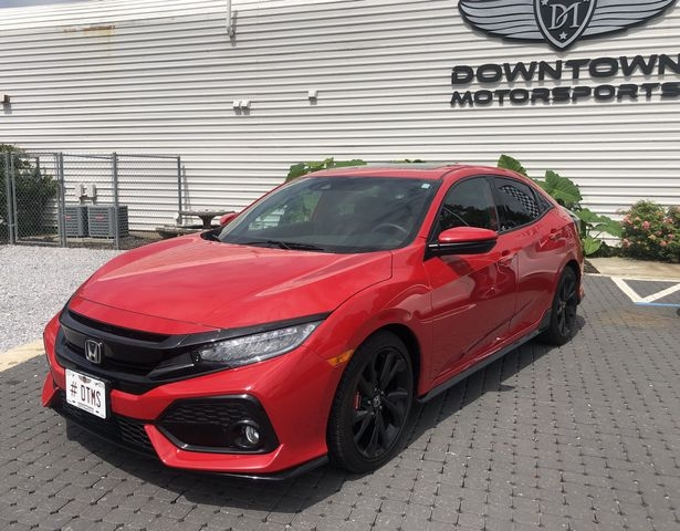 Honda Civic Hatchback 2017 price $23,288