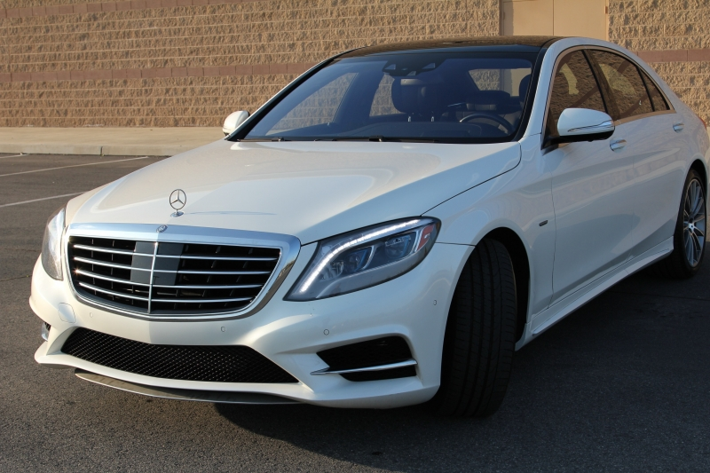 Mercedes-Benz S-Class 2016 price $35,955
