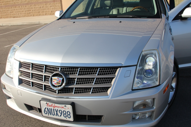 Cadillac STS 2010 price $8,855
