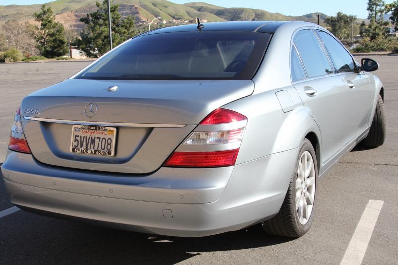Mercedes-Benz S-Class 2007 price $9,955