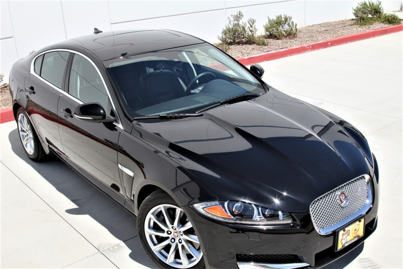 Jaguar XF 2015 price $16,955