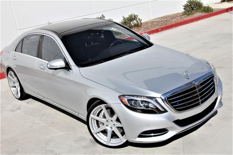 Mercedes-Benz S-Class 2016 price $46,855