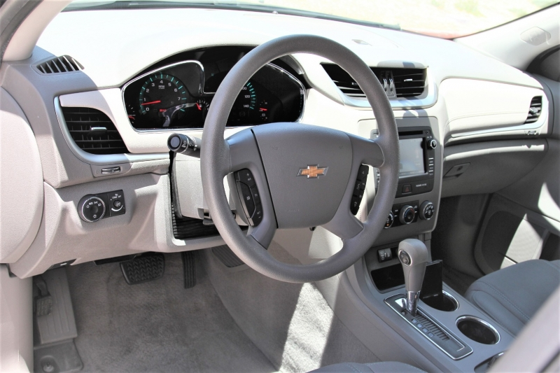 Chevrolet Traverse 2014 price $12,855