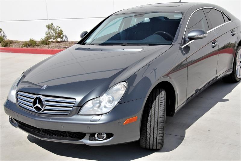 Mercedes-Benz CLS-Class 2008 price $10,855