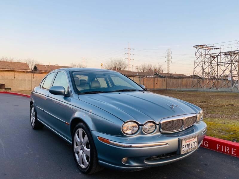 Jaguar X-Type 2006 price $4,495