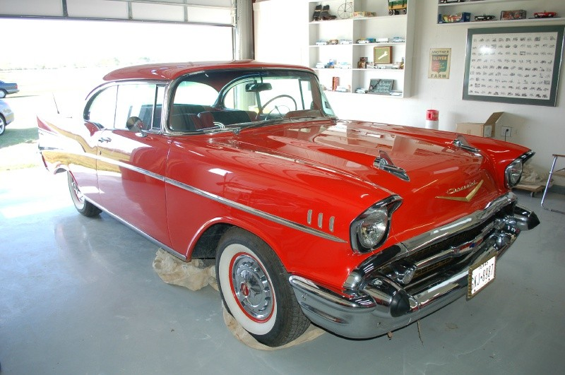 Chevrolet Bel Air 1957 price $65,000