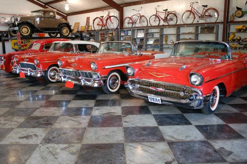 Chevrolet Tri-Five Collection 1955 price $300,000