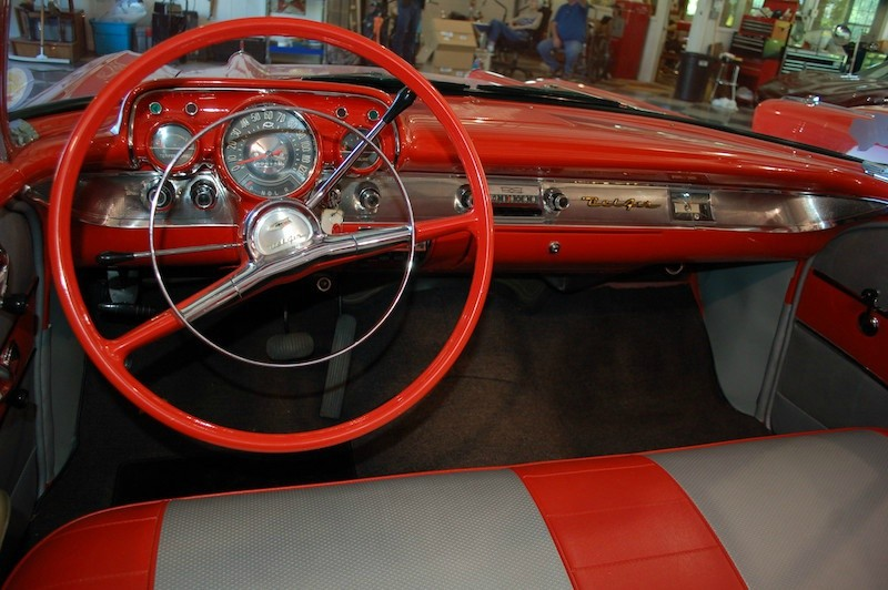 Chevrolet Tri-Five Collection 1955 price $300,000