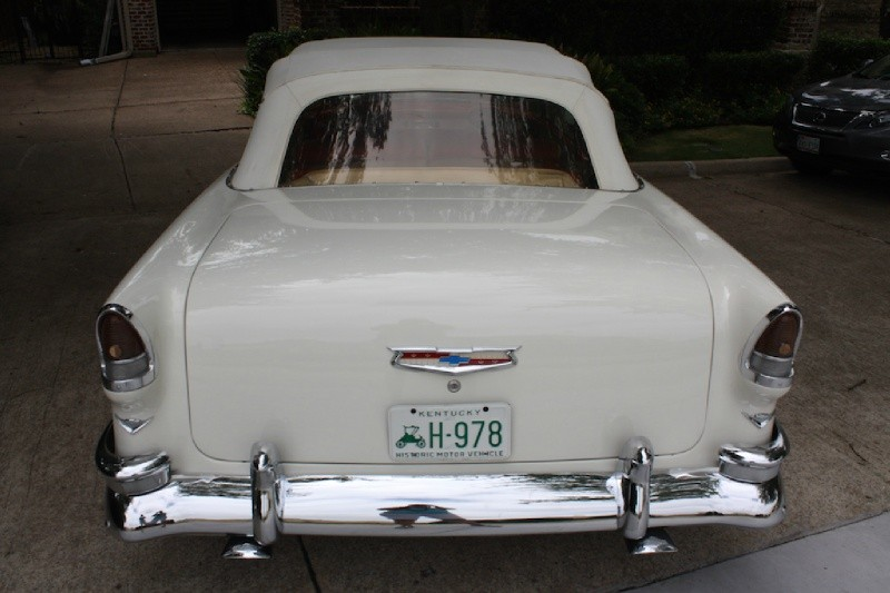 Chevrolet Bel Air 1955 price $95,000