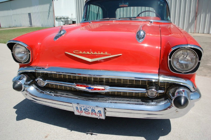 Chevrolet Bel Air 1957 price $129,500