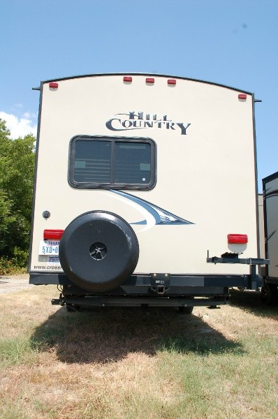 Crossroads Hill Country HCT31BH 2013 price $18,500