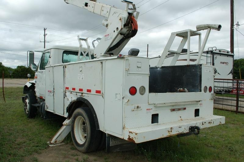 International Hi-Ranger Terex Bucket Truck 1999 price $9,999
