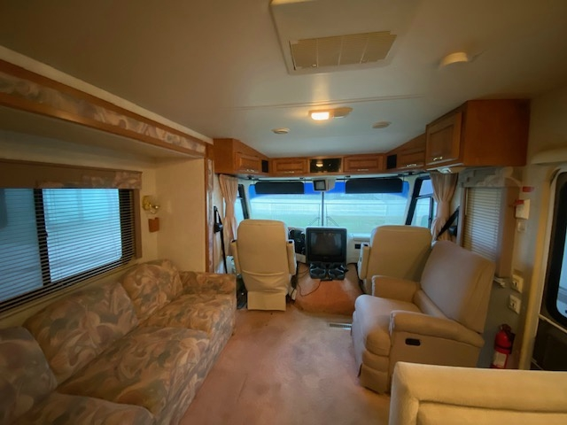 Holiday Rambler Vacationer 35WGS 1998 price $16,900