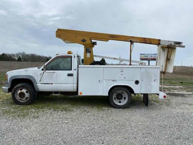 GMC Bucket Truck 1995 price $3,950