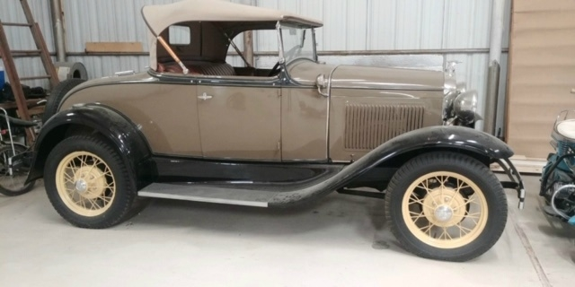 Ford Model A Roadster Convertible 1931 price $24,500