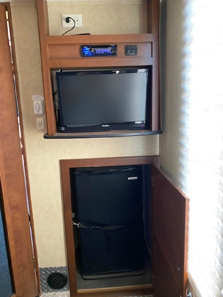 Dutchmen Voltage 3950 Toy Hauler 2014 price $49,500