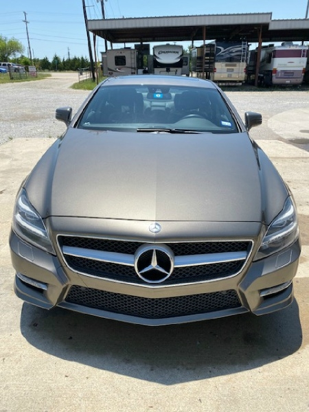 Mercedes-Benz CLS-Class 2012 price $14,900
