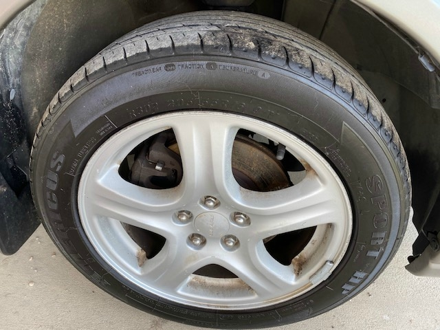 Subaru Impreza Wagon 2004 price $1,950