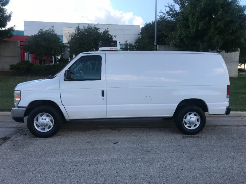 Ford Ford E250 Refrigerated Van 2011 price $15,900