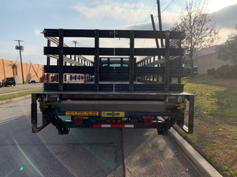 Freightliner M2 Flatbed 2008 price $0