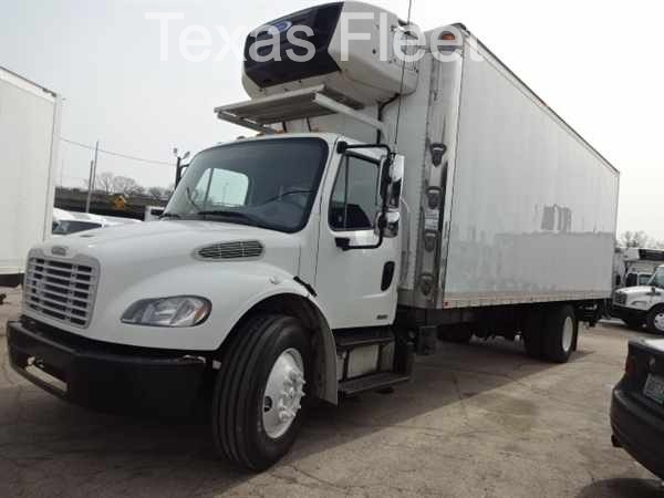 Freightliner M2 REEFER 2012 price $42,900