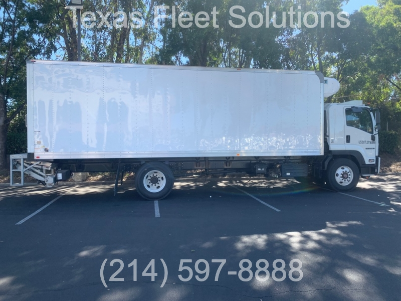 Isuzu FTR Reefer 2018 price $92,500