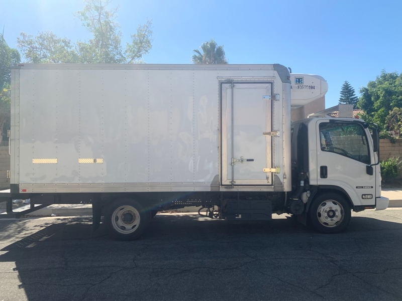 Isuzu NRR Reefer 2017 price $57,900
