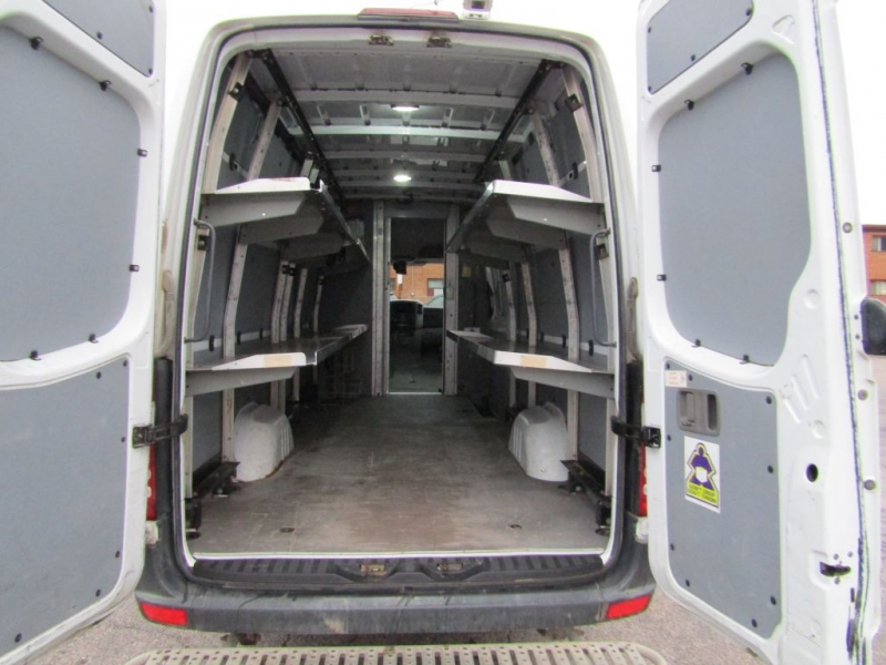 Mercedes-Benz Sprinter Cargo Vans 2011 price $7,495 Cash