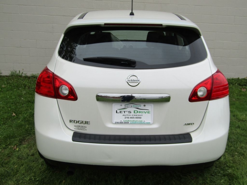 Nissan Rogue 2013 price $500