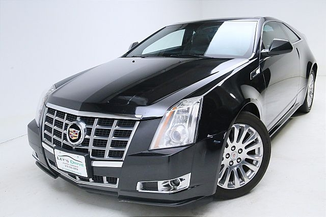 Cadillac CTS Coupe 2014 price $15,995