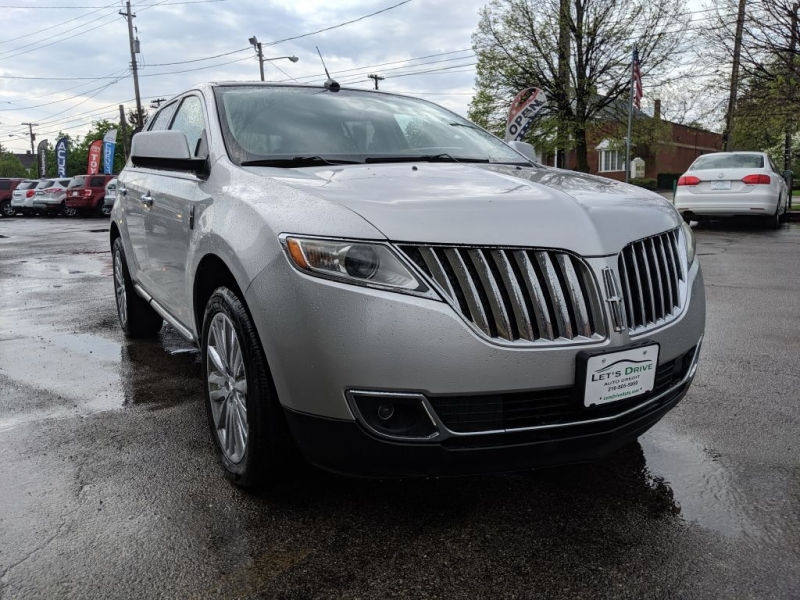 Lincoln MKX 2011 price $9,995