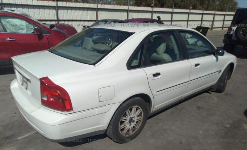 VOLVO S80 2005 price $3,995