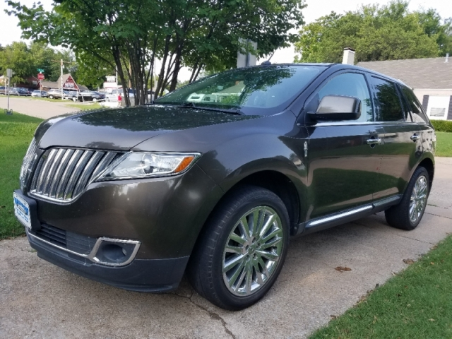 2011 Lincoln Mkx Awd 4dr Inventory Time To Drive Motors Auto
