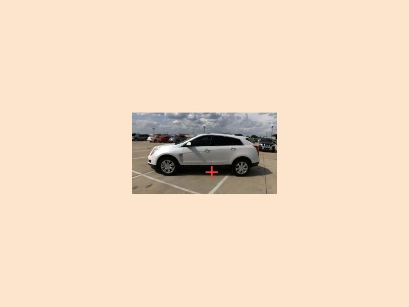 Cadillac SRX 2016 price $24,990