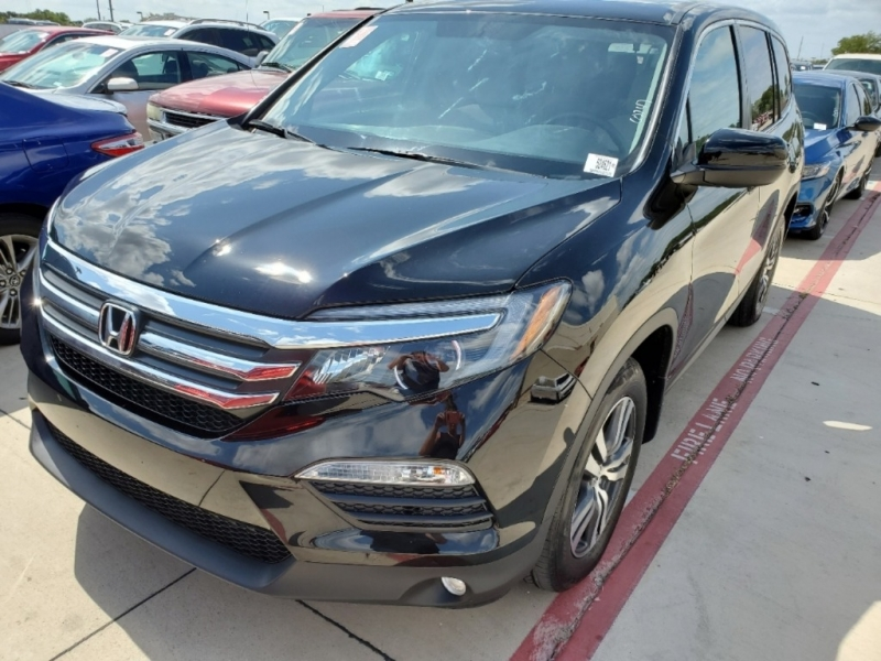 Honda Pilot 2018 price $28,500