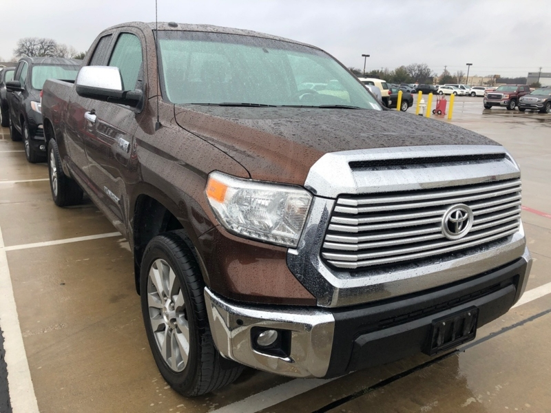 Toyota Tundra 4WD Limited 2016 price $27,500