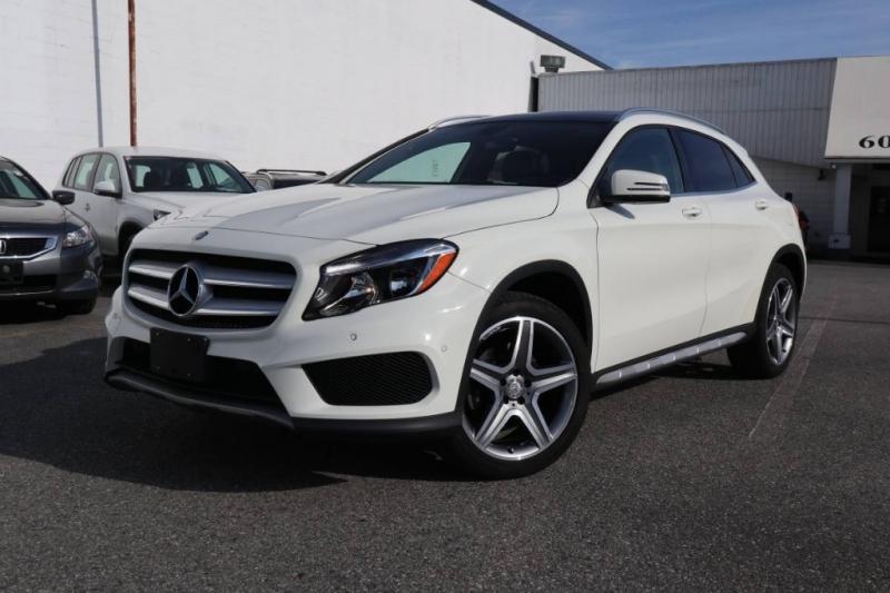Mercedes-Benz GLA-Class 2015 price $28,900