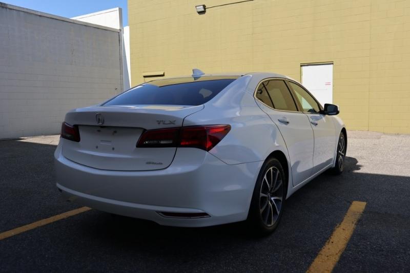 Acura TLX 2015 price $24,900