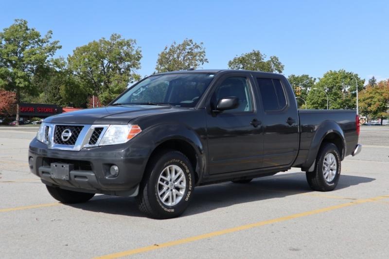 Nissan Frontier 2014 price $17,900