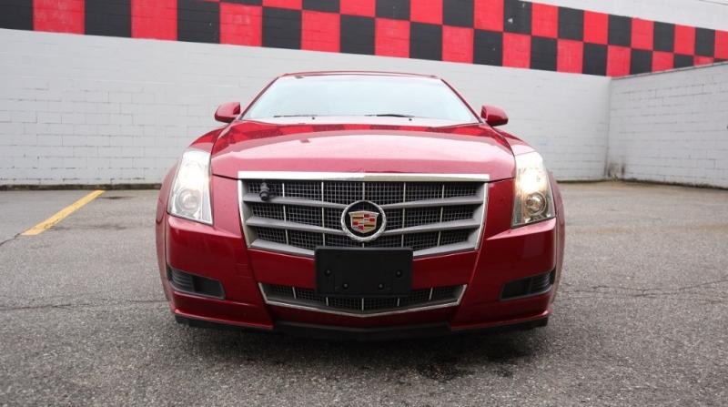 Cadillac CTS Sedan 2010 price $12,900