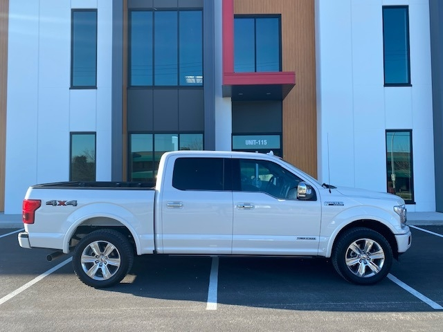 Ford F-150 2018 price $64,950