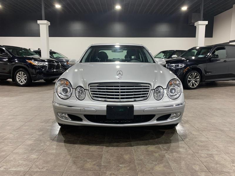 Mercedes-Benz E-Class 2004 price $8,900