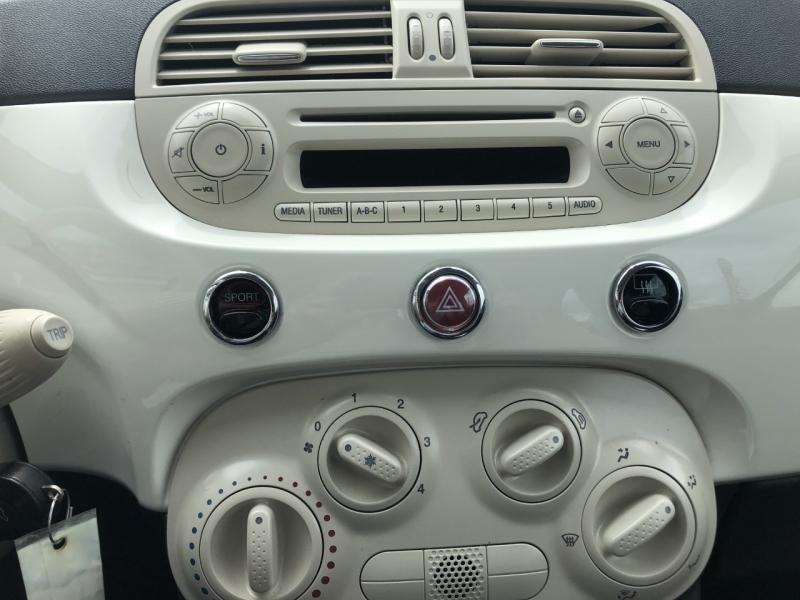 Fiat 500 2014 price $6,950